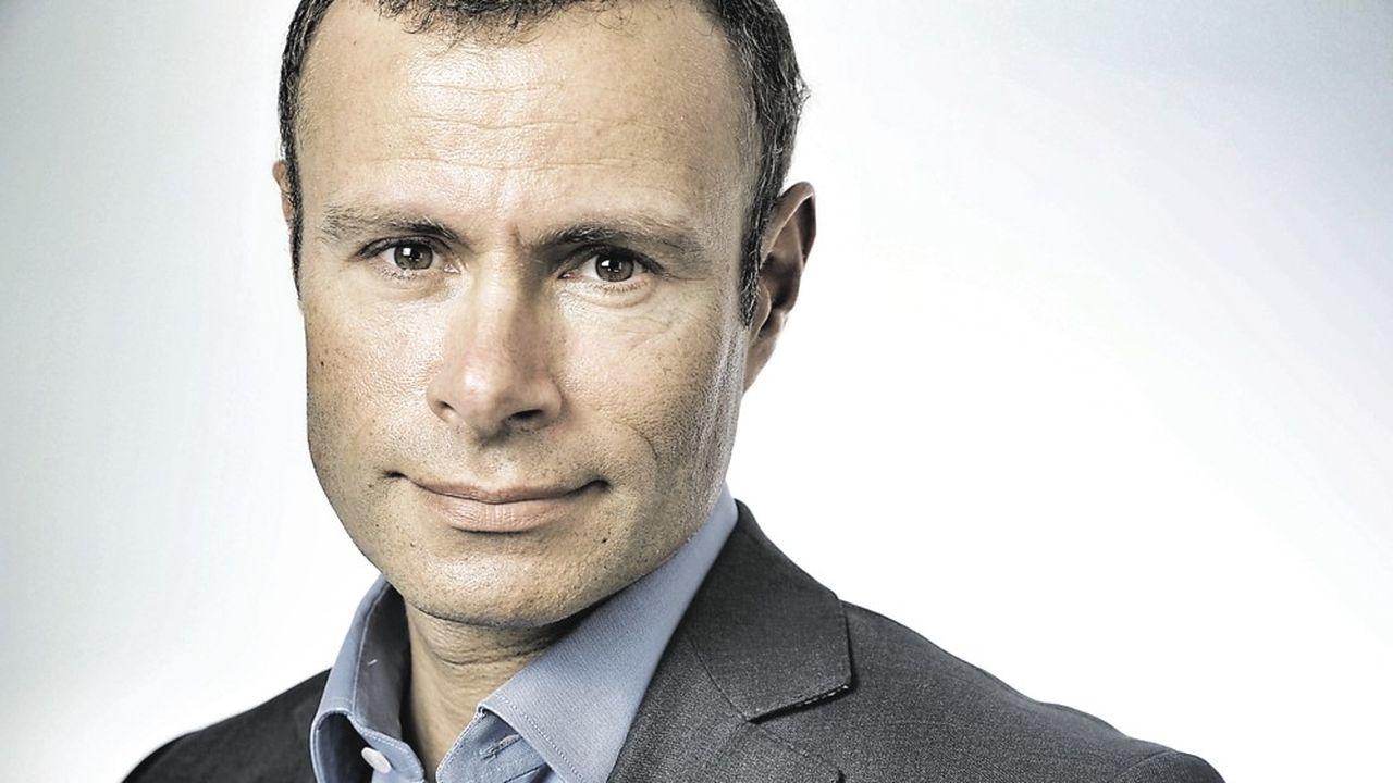 Prix du stratège: Raphaël Gorgé, patron visionnairedans les drones et l'impression 3D