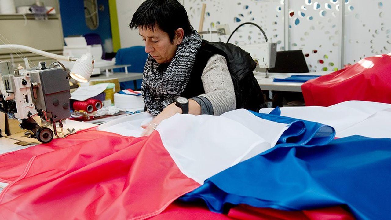 Leader européen de la fabrication de drapeaux, Doublet compte 300 collaborateurs et des filiales dans six pays.