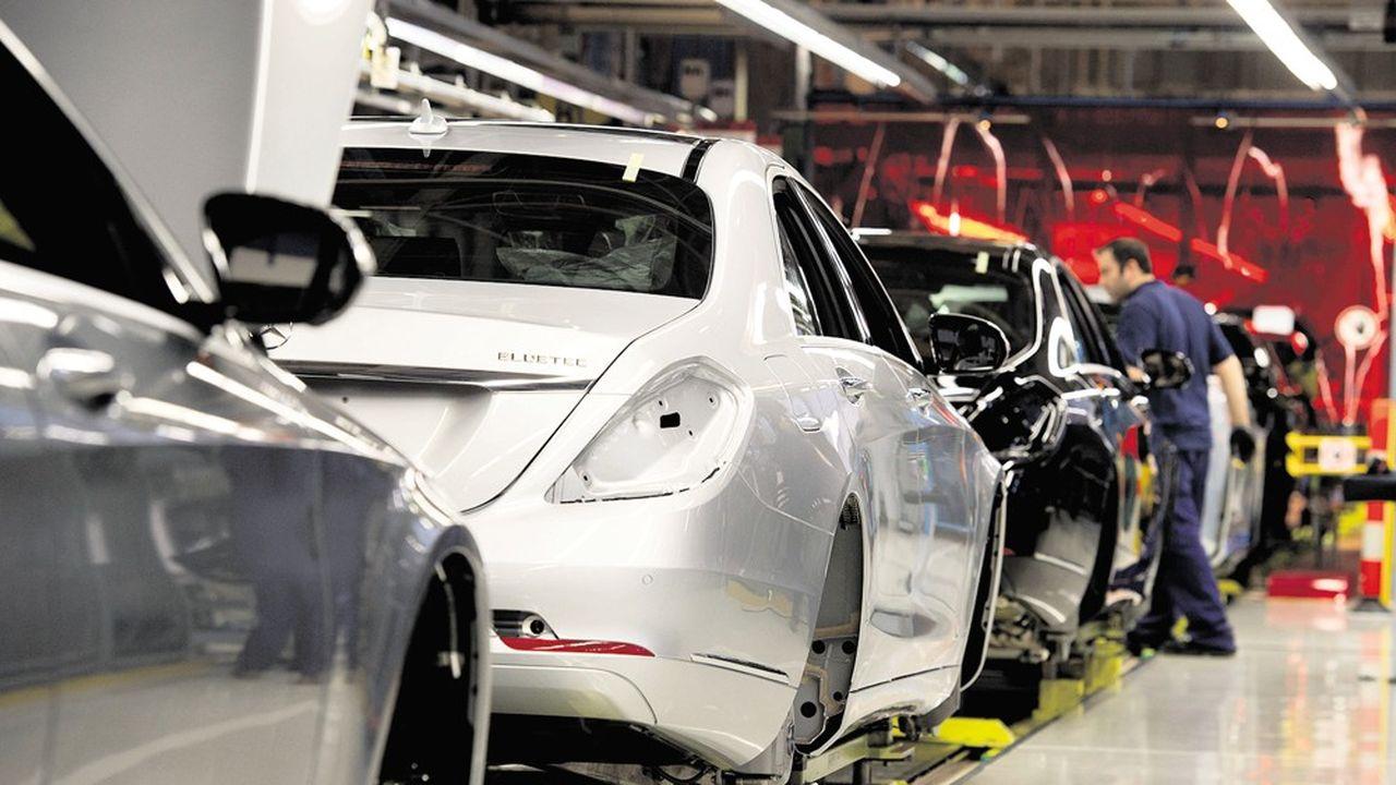 Daimler-Mercedes est devenu un gros client d'Akka.