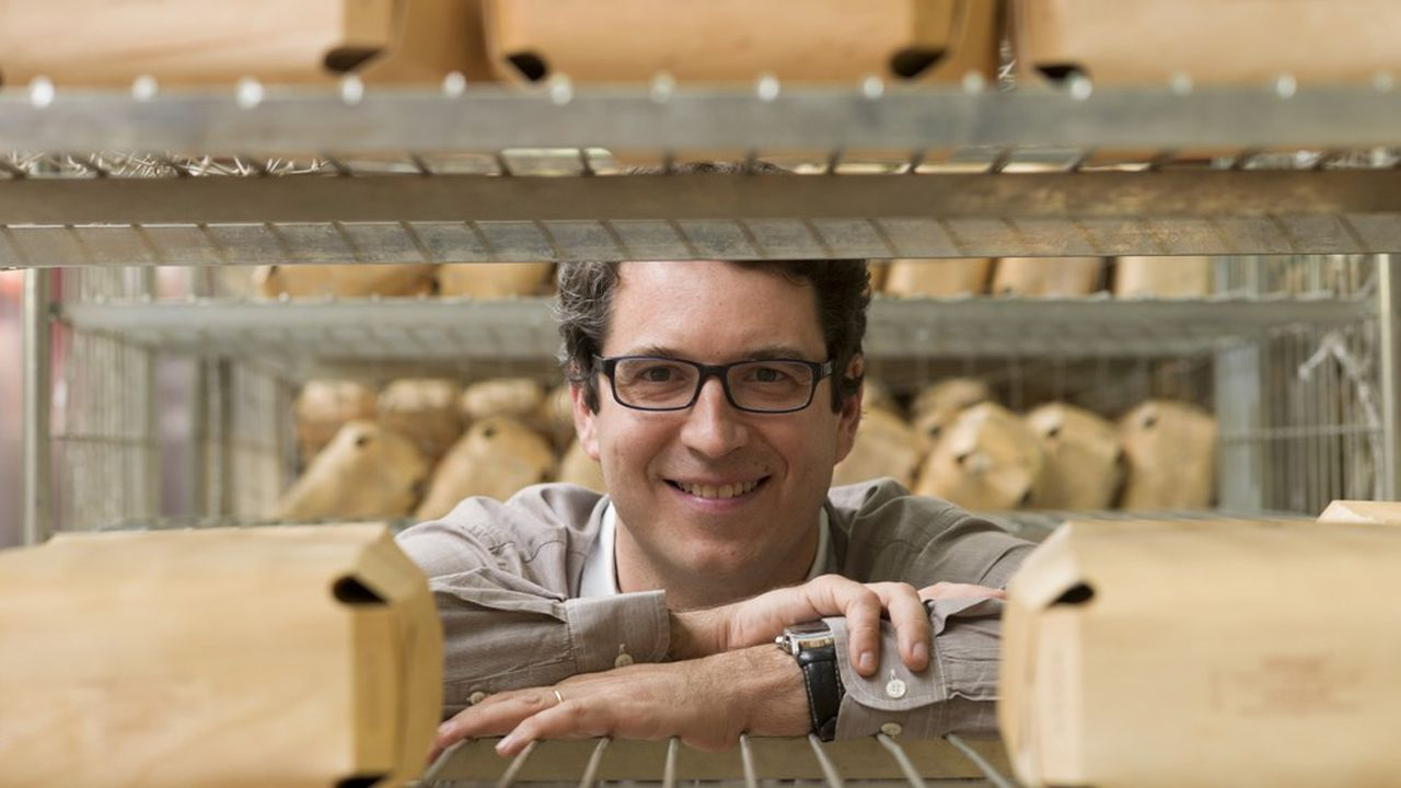 Olivier de Bussac a repris Panibois, en 2012, une PME du Loiret.