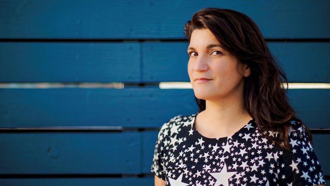 Après 18 ans passés à Paris, l'héraultaise Lucie Schmid, cofondatrice de La Team Web, s'est installée à Lyon.