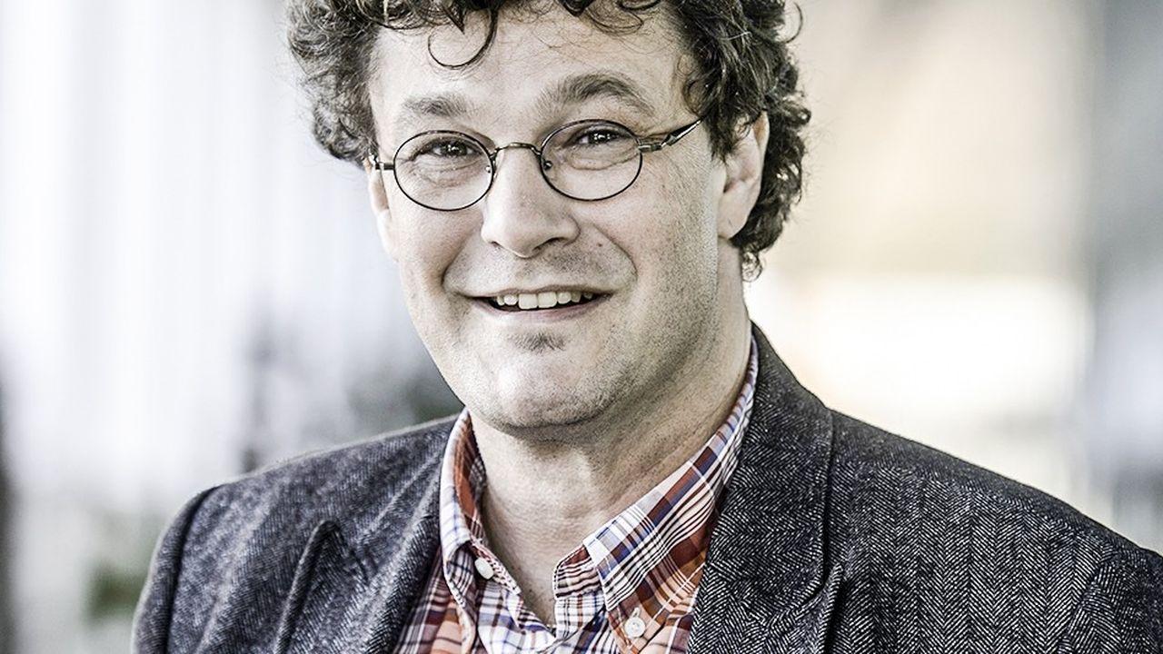Le sociologue Vincent Kaufmann.
