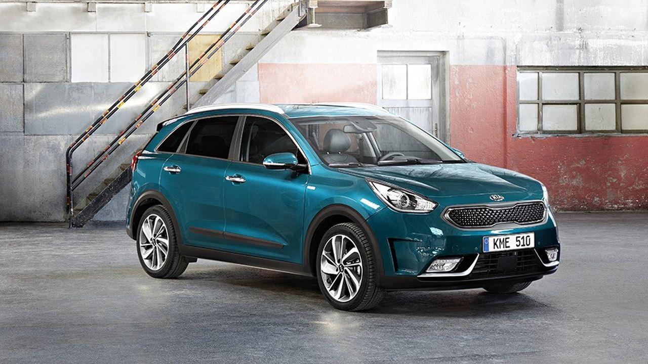 L'offre s'accroissant, les tarifs sont à la baisse. Comme pour le Kia Niro, un fringant SUV hybride familial.