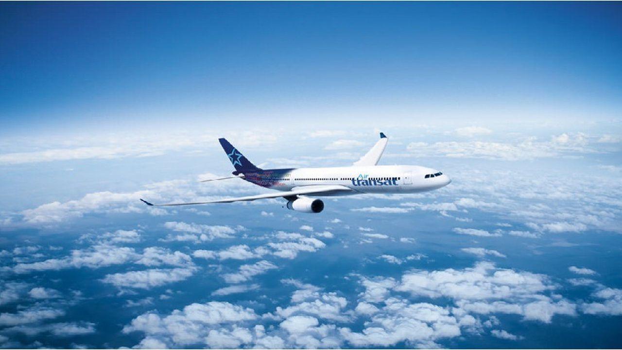 Air Transat, la compagnie aérienne du groupe Transat, dessert quotidiennement la France au départ de Montréal.