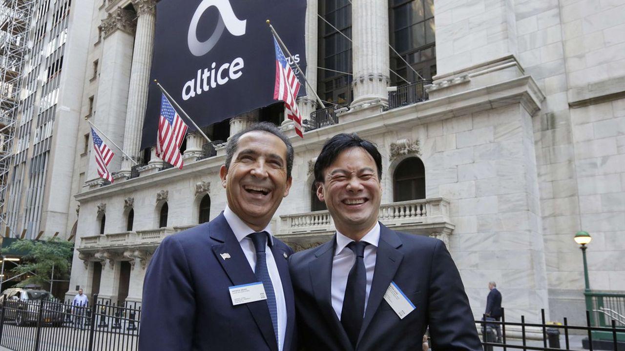 La filiale américaine d'Altice s'offre Cheddar pour 200 millions de dollars