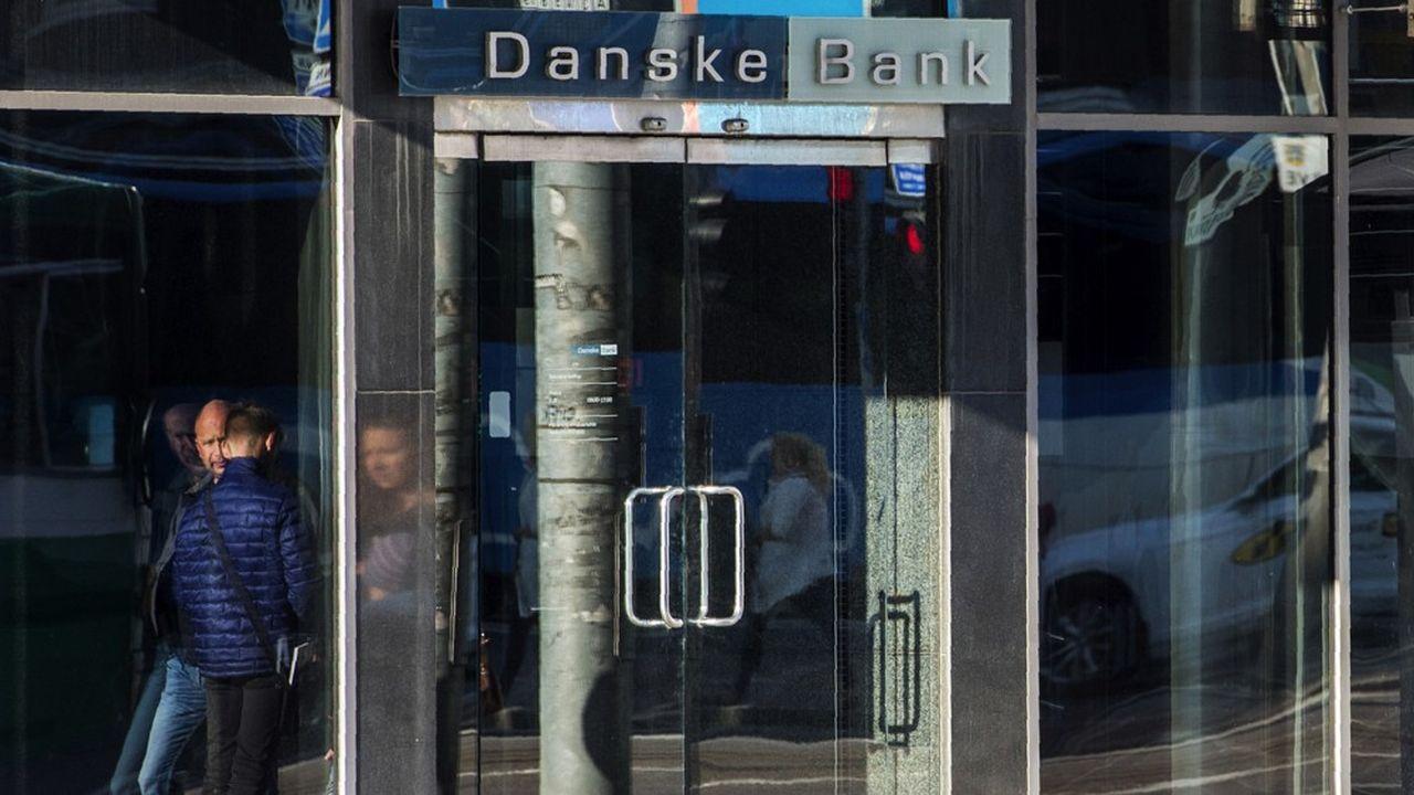 Danske Bank a vu son bénéfice chuter de 39% en glissement annuel, à 3milliards de couronnes danoises, au premier trimestre.
