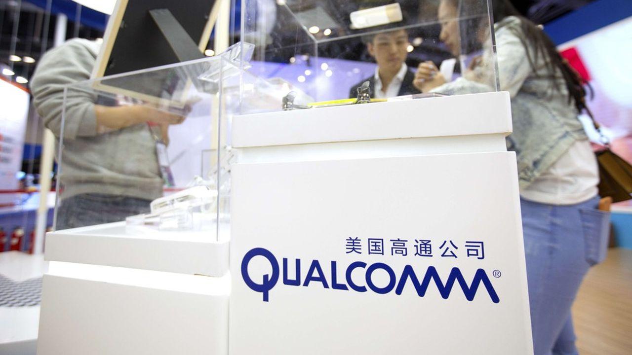 Au cours des trois premiers mois de 2019, Qualcomm a engrangé un chiffre d'affaires de 5milliards de dollars.