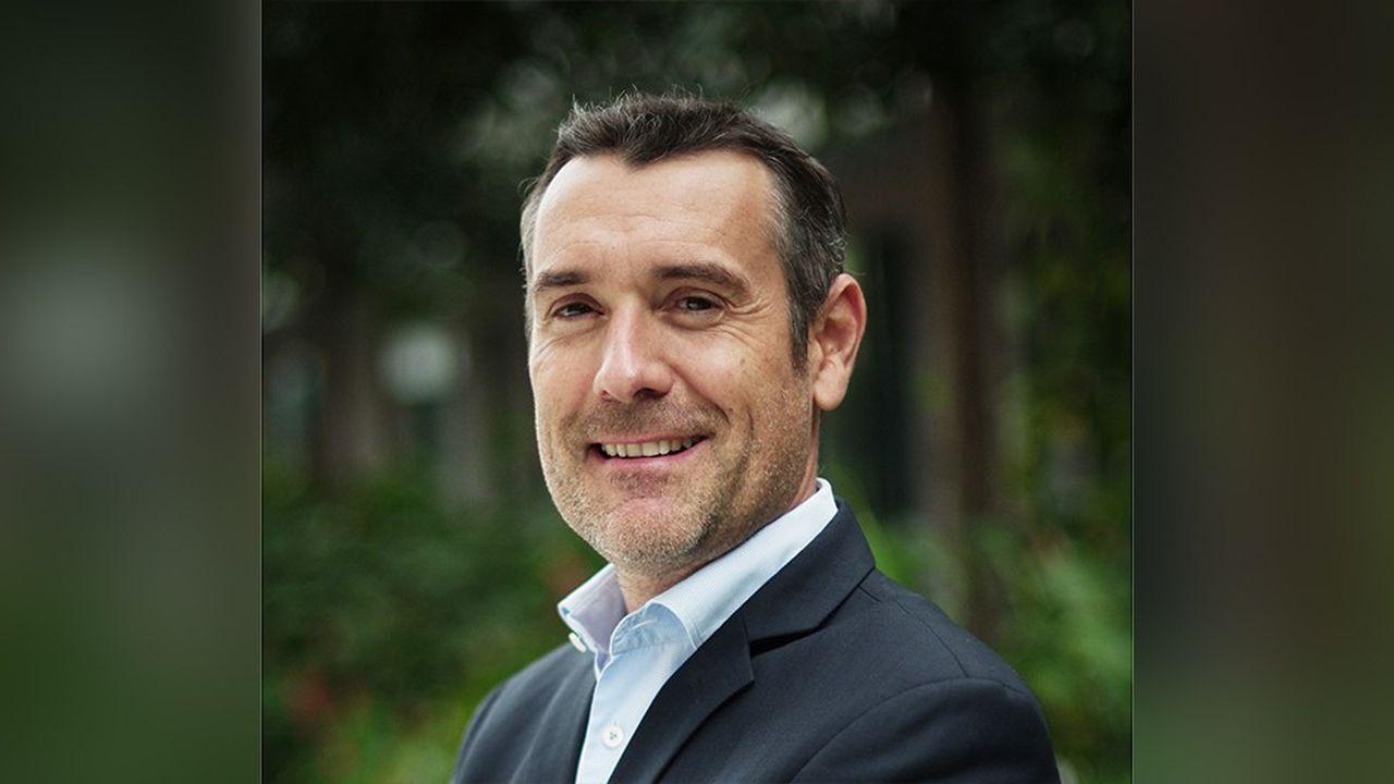 Rodolphe Lameyse, directeur général de Vinexpo.
