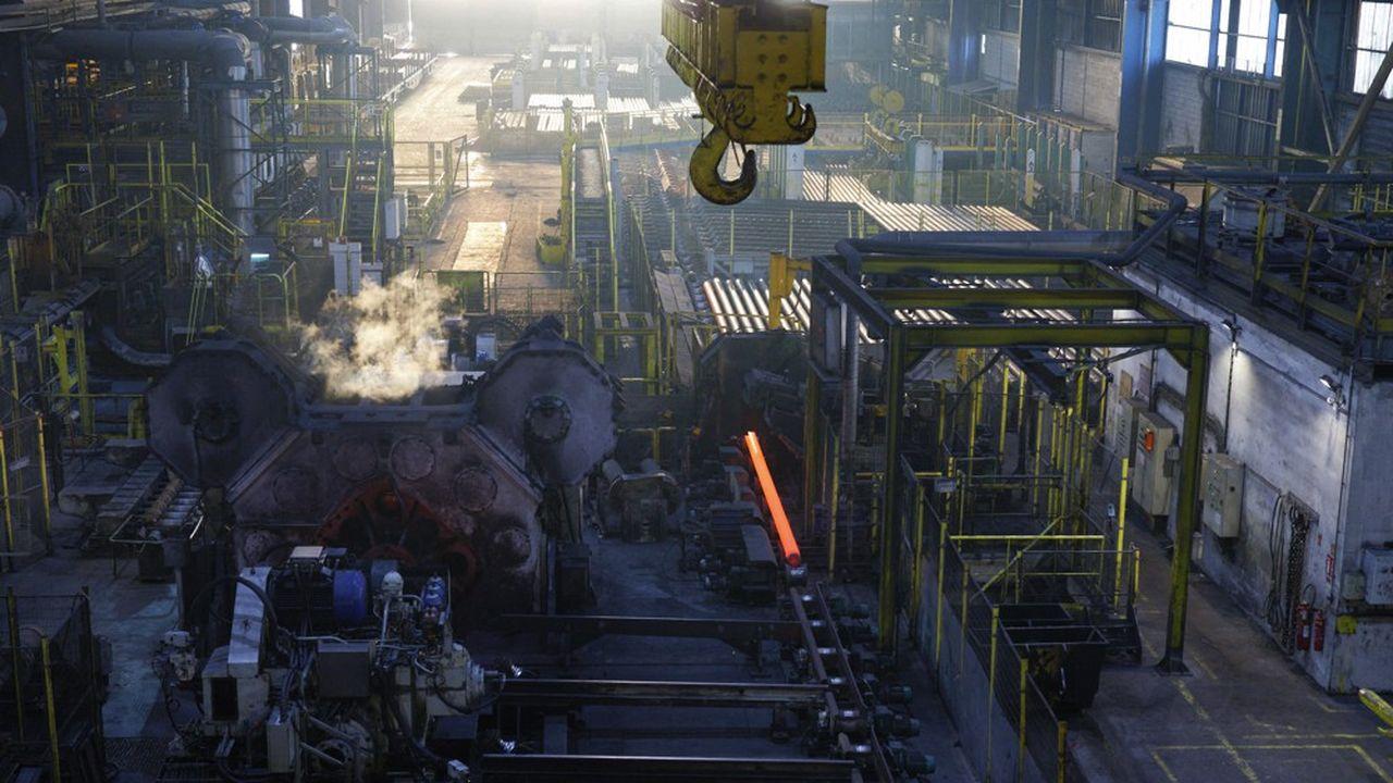 Créée en 1975 par Vallourec et devenue Ascoval en 2017, l'aciérie fabrique des tubes d'aciers spéciaux.