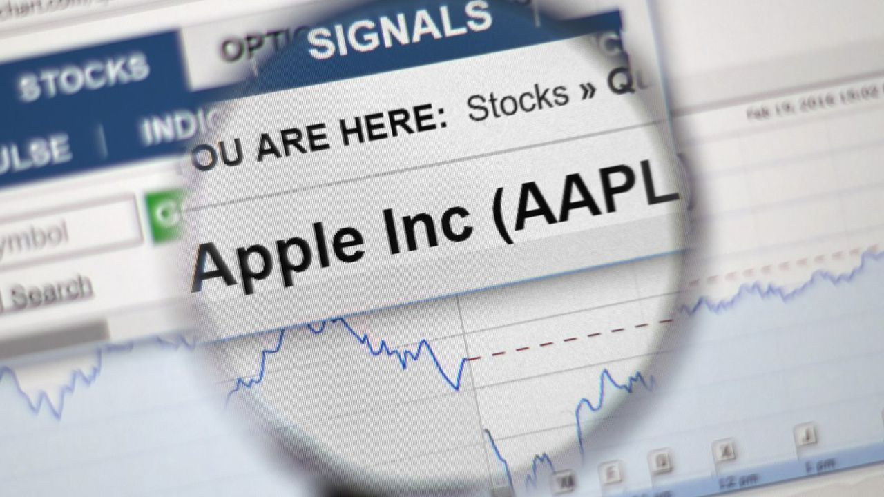 La capitalisation boursière d'Apple se rapproche des 1.000milliards de dollars