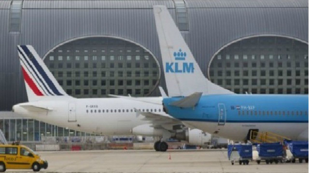 Air France-Klm perd de l'argent au premier trimestre