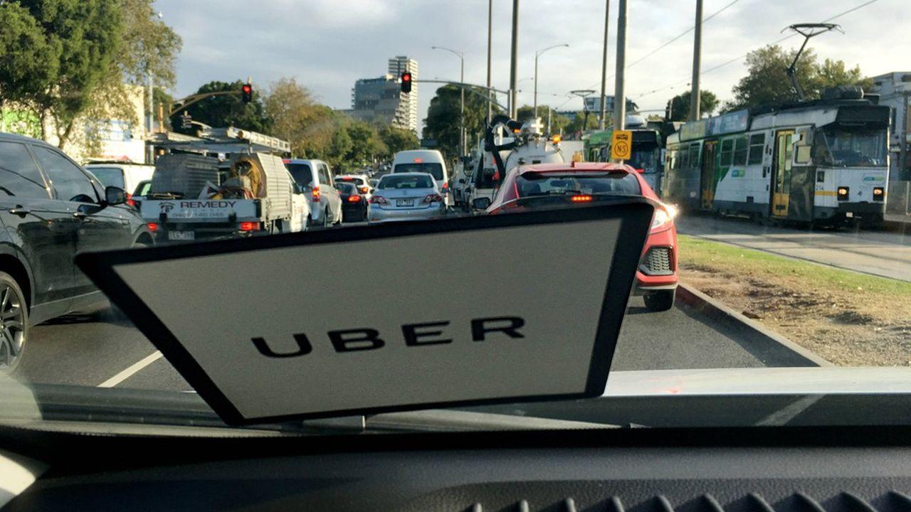 Selon les plaignants, qui ont saisi un juge dans l'Etat de Victoria (sud-est), les conducteurs de VTC n'avaient pas les licences requises et donc pas le droit de transporter des passagers.