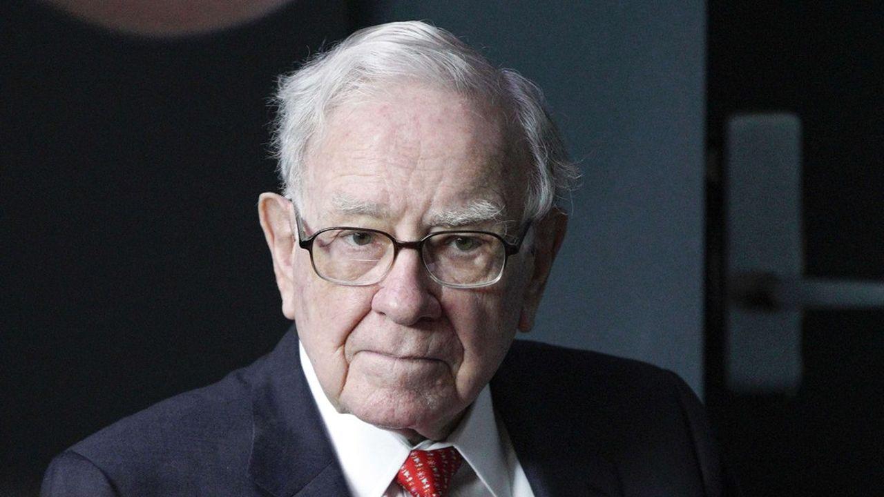 Warren Buffett, le patron de Berkshire Hathaway
