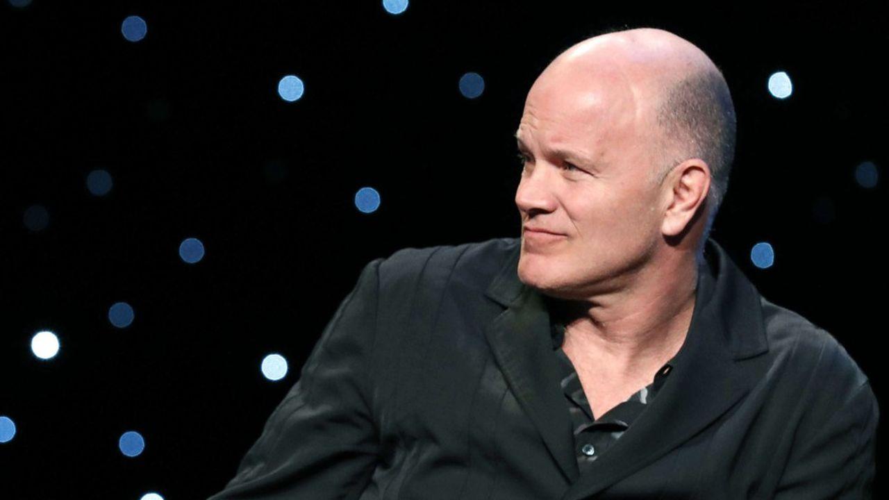 Michael Novogratz, le fondateur et dirigeant de Galaxy, ambitionne de devenir le Goldman Sachs de la crypto-sphère.