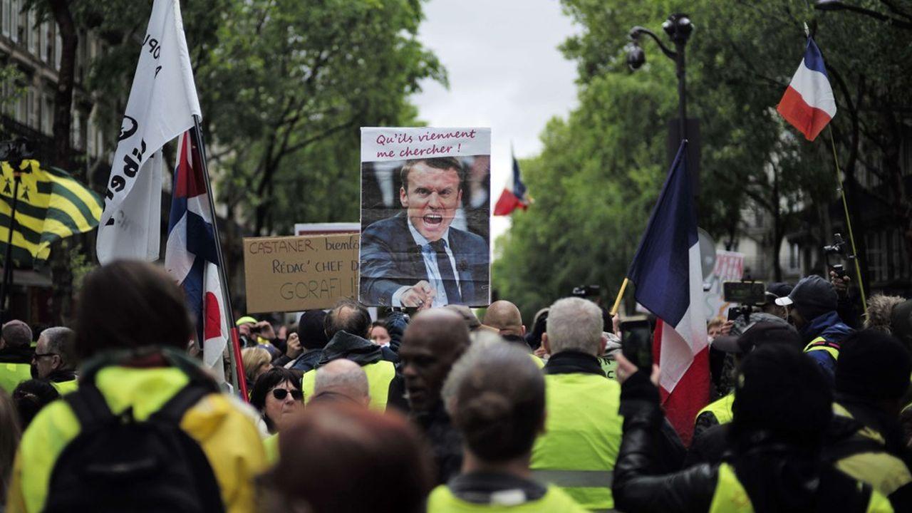 A Paris, le principal cortège défile de l'hôpital Lariboisière (Xe arrondissement) à la place de la Nation (XIIe).