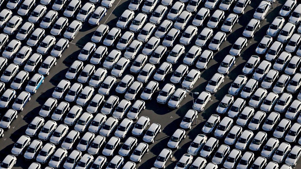 En Allemagne, les immatriculations de voitures neuves ont enregistré en avril une nouvelle baisse de 1,1 % sur un an.