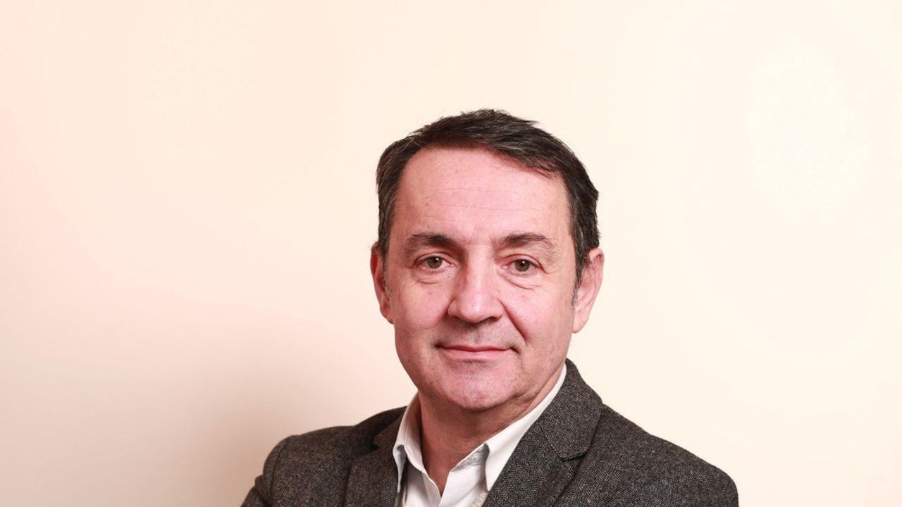 Patrick Venries, président du directoire de Groupe Sud Ouest.