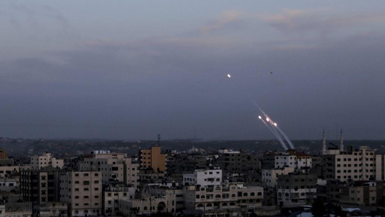 Au total, 690 roquettes ont été tirées de Gaza depuis samedi, dont plus de 500 ont atteint le territoire israélien