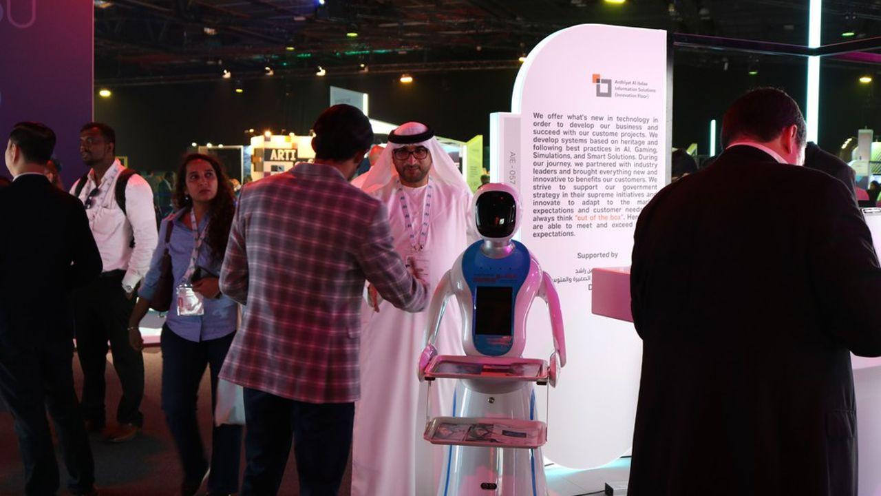 Le salon AI Everything avait lieu à Dubaï la semaine dernière.