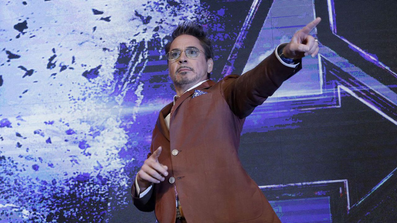 Le dernier épisode de la saga Avengers, dans lequel l'acteur Robert Downey Jr. (en photo) incarne Iron Man, a déjà généré plus de 1,2milliard de dollars de revenus.