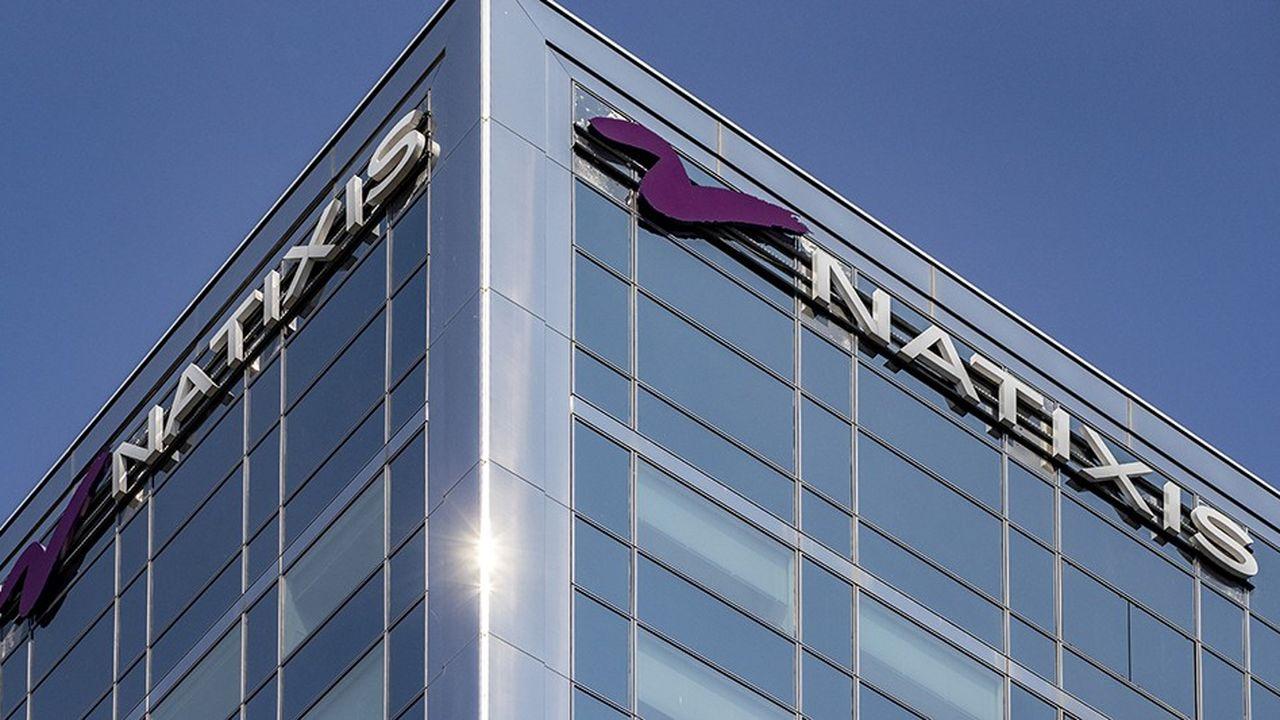La banque a commencé à céder son portefeuille de dérivés actions dont la couverture s'est révélée défaillante. (Photo by JOEL SAGET/AFP)