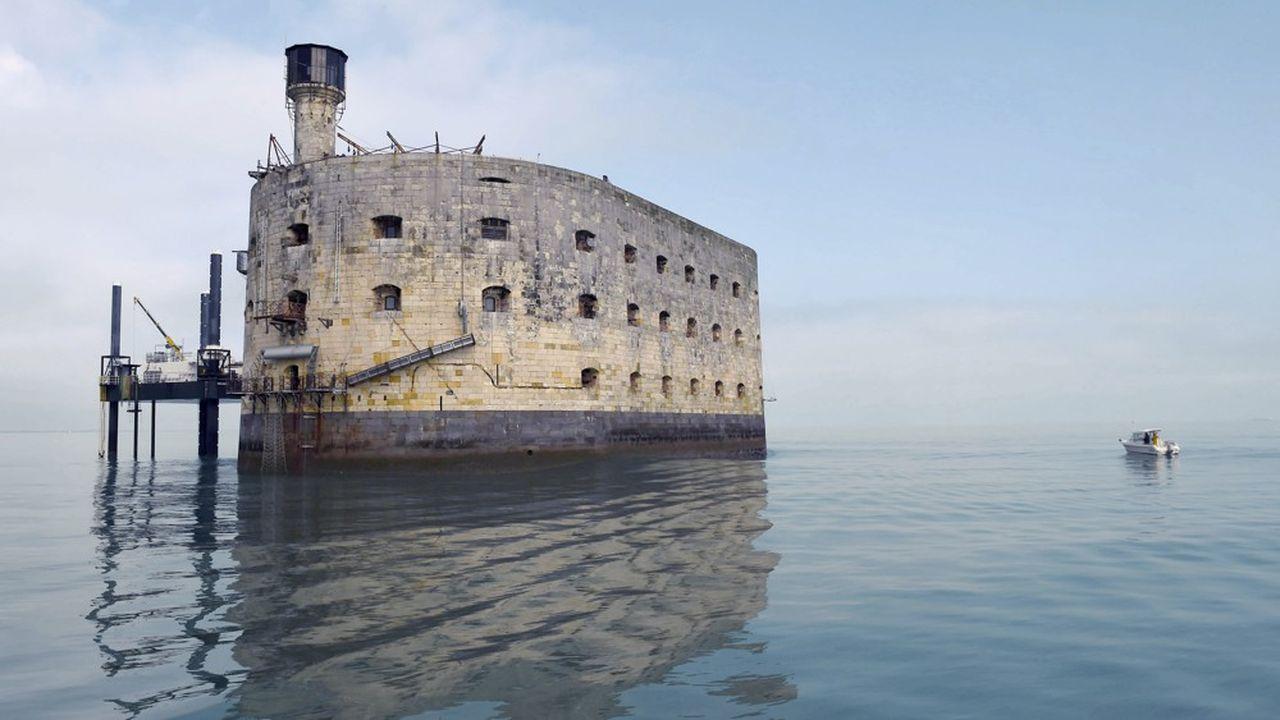 «Fort Boyard» fait partie des émissionsfrançaises les plus exportées.