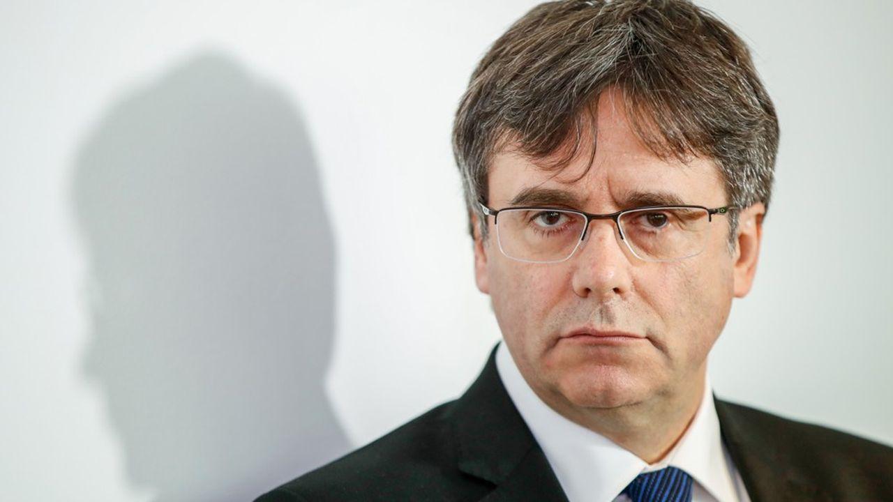 L'ex-président catalan qui a fui à Bruxelles en octobre 2017, Carles Puigdemont, va pouvoir se présenter aux élections européennes du 26 mai prochain.