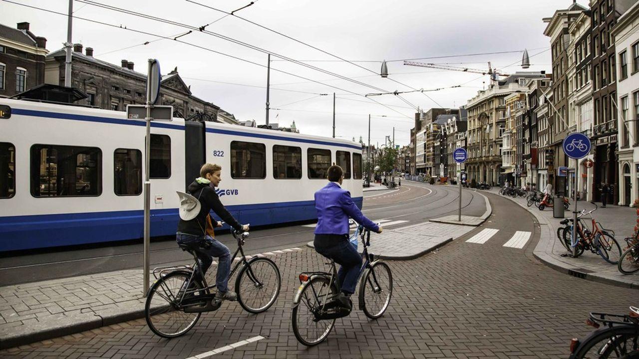 Femke Halsema, la maire d'Amsterdam - souvent citée en exemple pour ses initiatives environnementales -, est l'une des signataires de l'appel