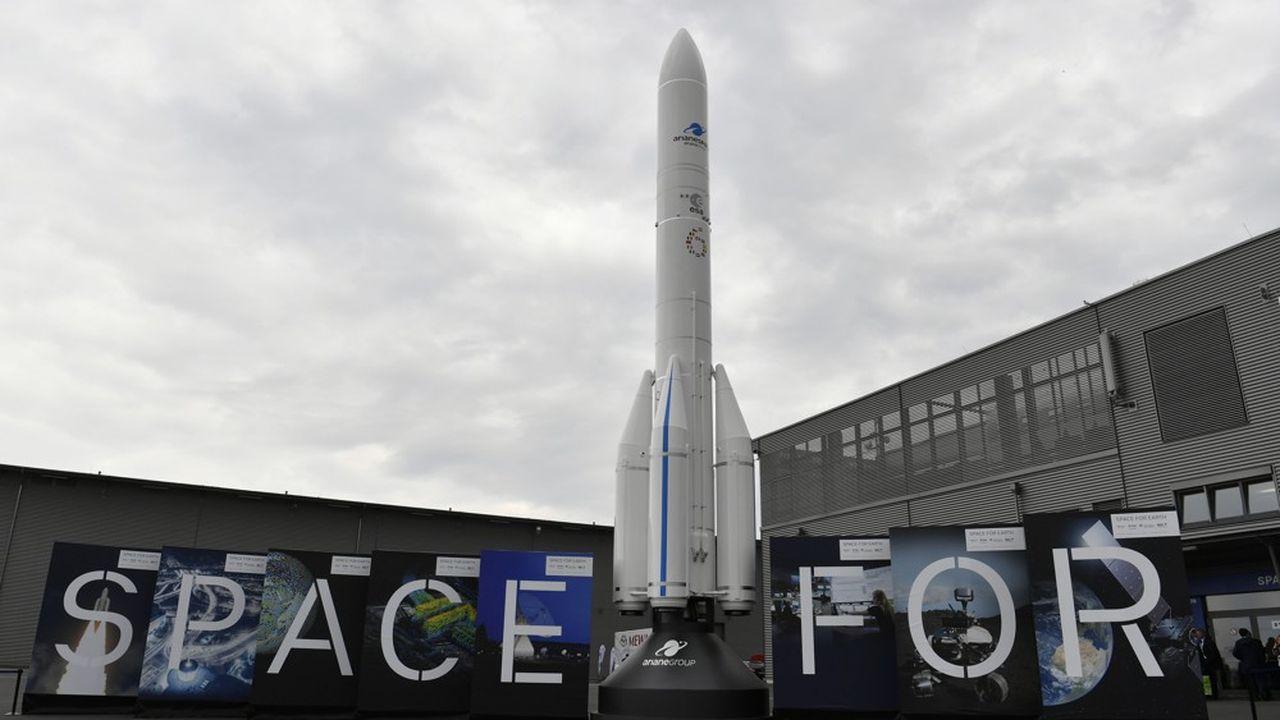 Top départ pour la production d'Ariane 6