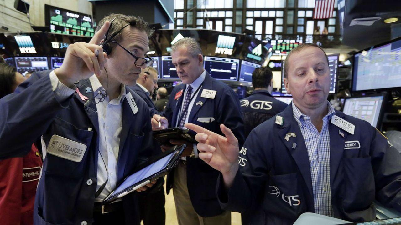 Le New York Stock Exchange (NYSE)