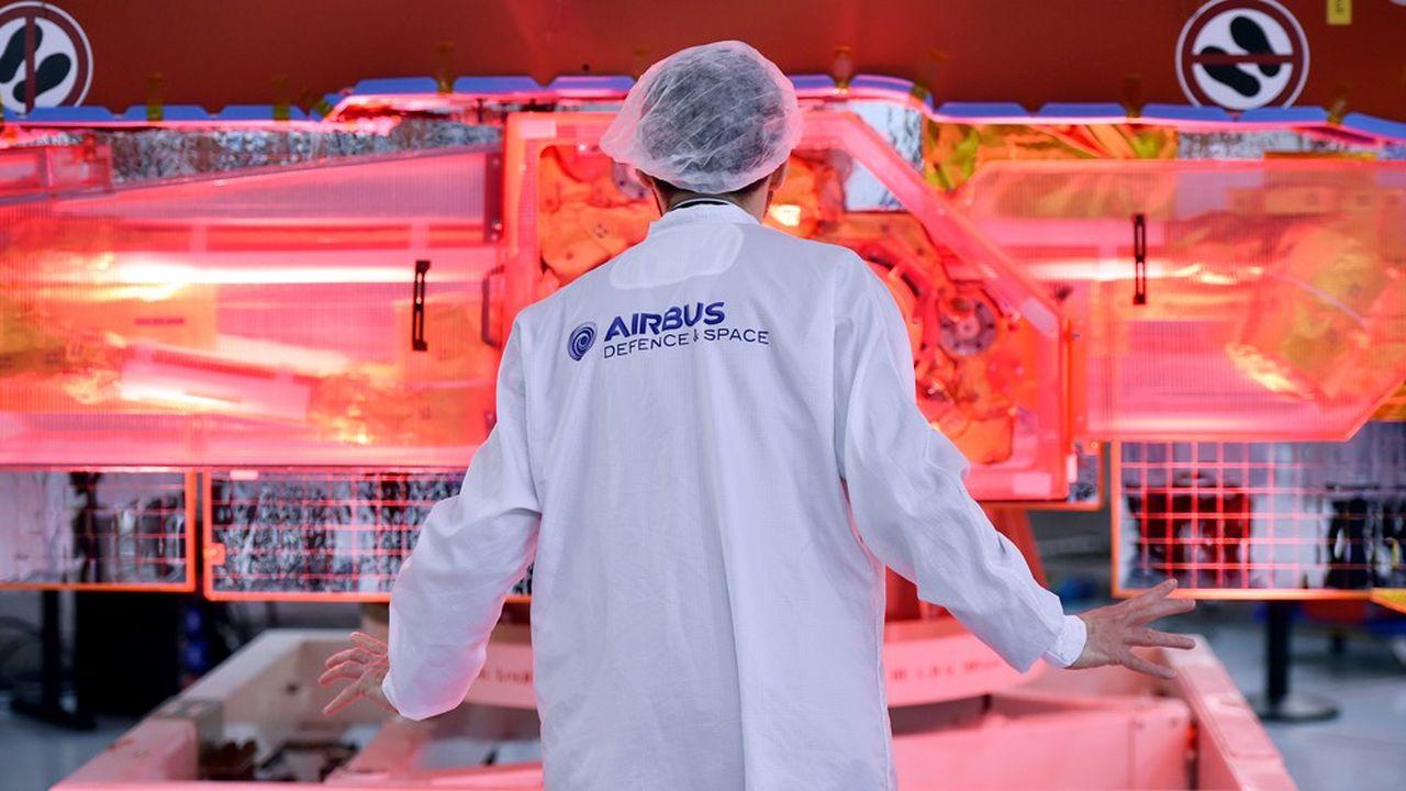 Airbus regarnit son carnet de commandes