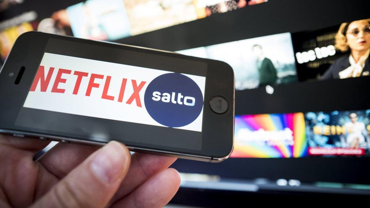 Netflix représente plus de 3% de part d'audience en moyenne, selon le CNC, et est de plus en plus un concurrent de la télévision traditionnelle.