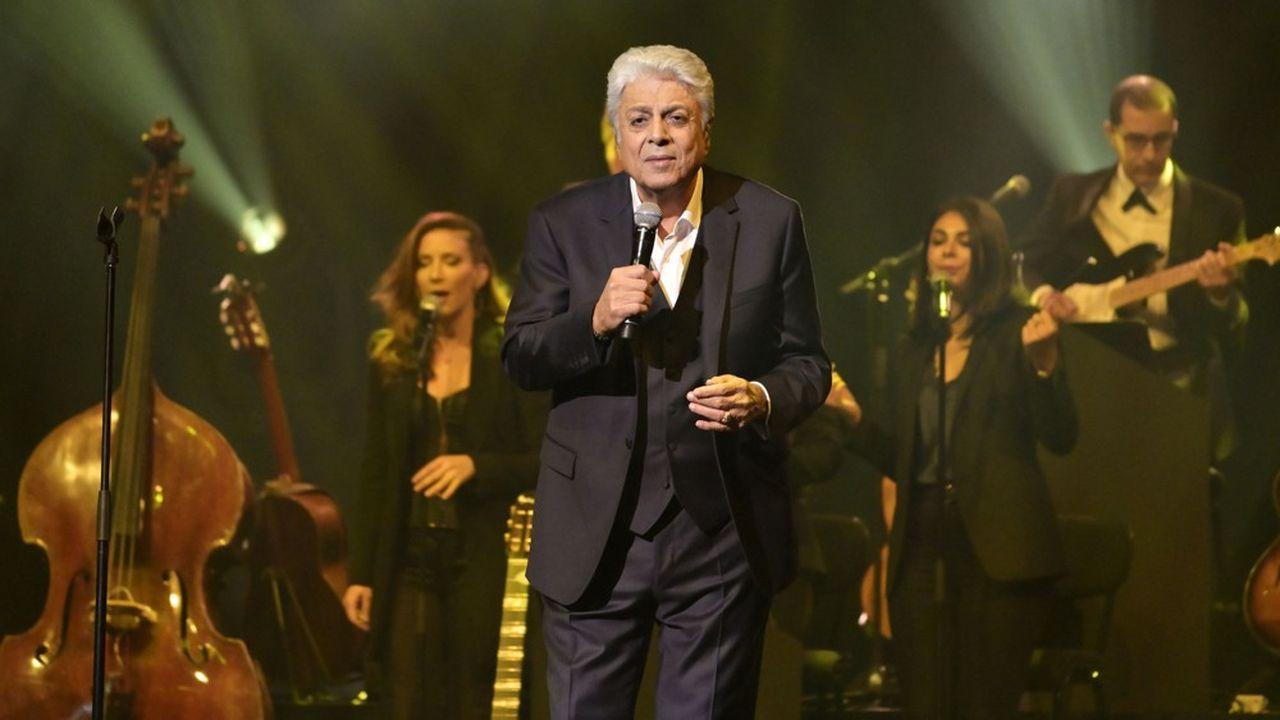 Le chanteur francais Enrico Macias avait déposé plainte en 2009 contre la banque islandaise.
