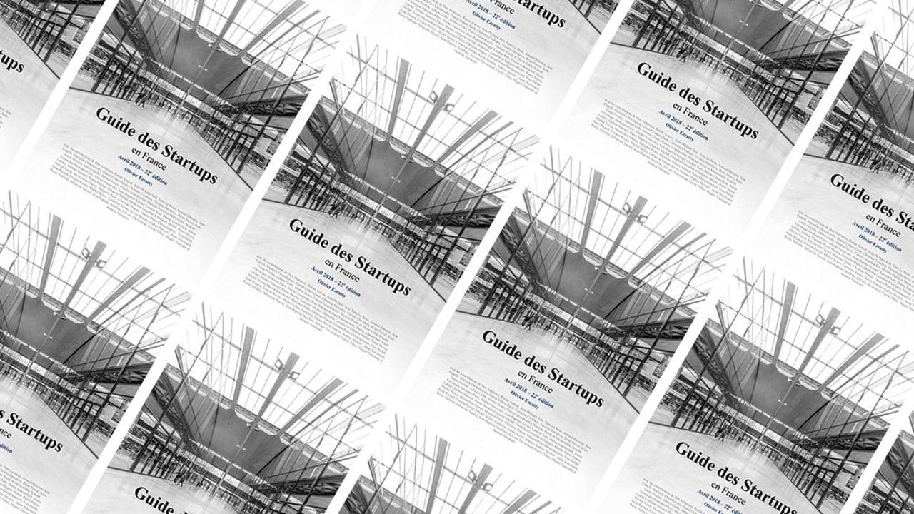 «Le Guide des startups en France», Olivier Ezratty, 23e édition, 2019, 548 p., gratuit.