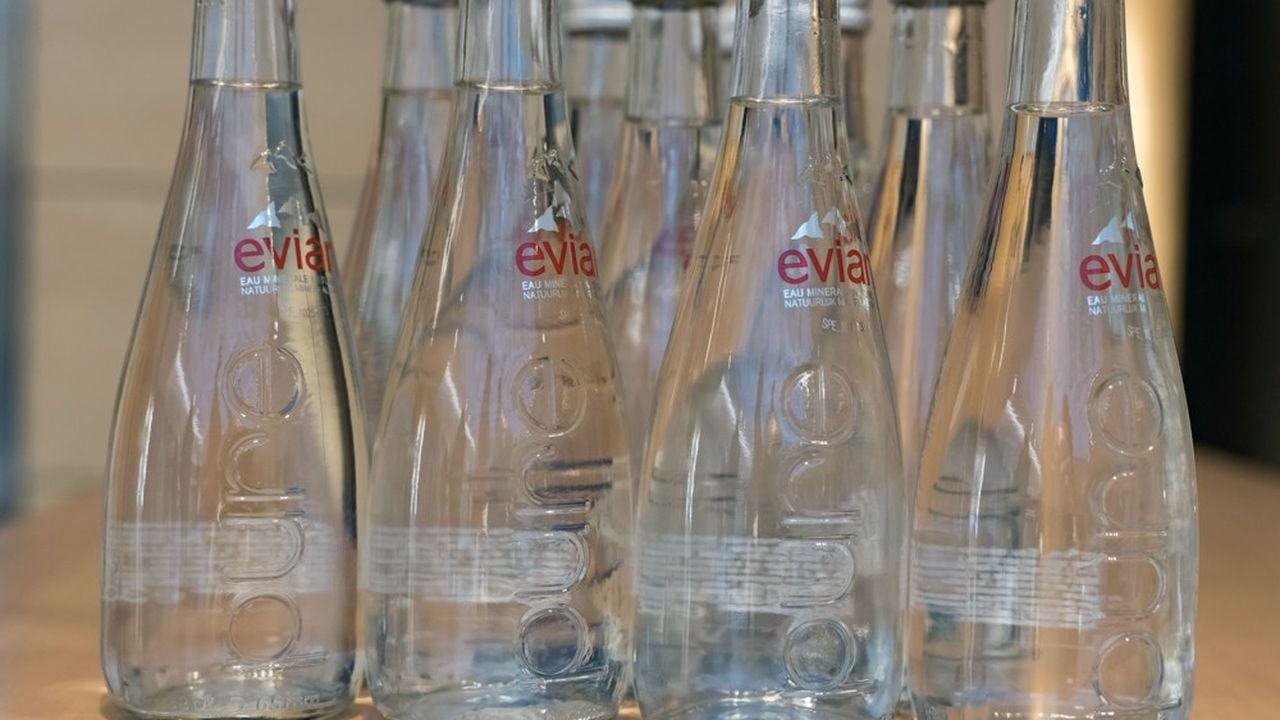 Une bouteille consignée va produire 79% de gaz à effet de serre de moins qu'une bouteille dite de verre perdu.