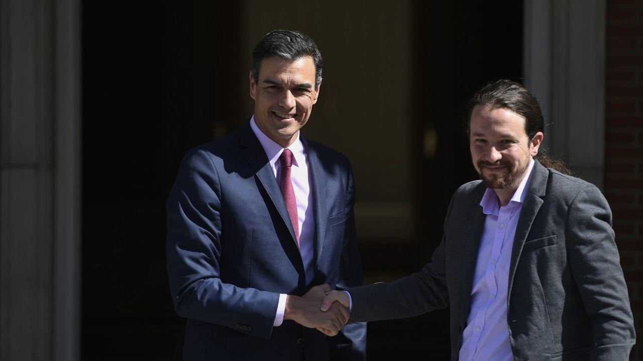 Podemos lance l'offre d'un gouvernement « d'alliance de forces progressistes »