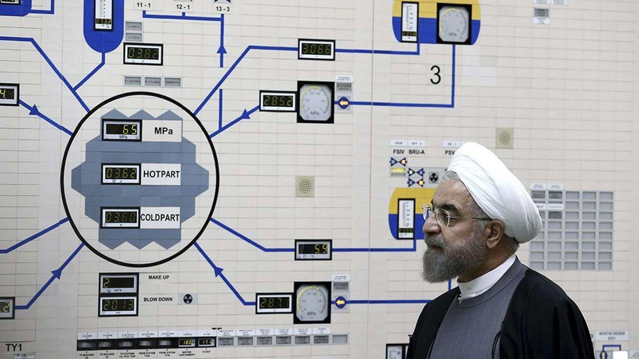 Les sanctions américaines privent l'Iran de la quasi-totalité de ses recettes d'exportation.