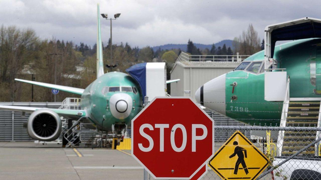 Après le crash d'un appareil d'Ethiopian Airlines en mars, des interdictions de vols ont été imposées aux Boeing 737 MAX.