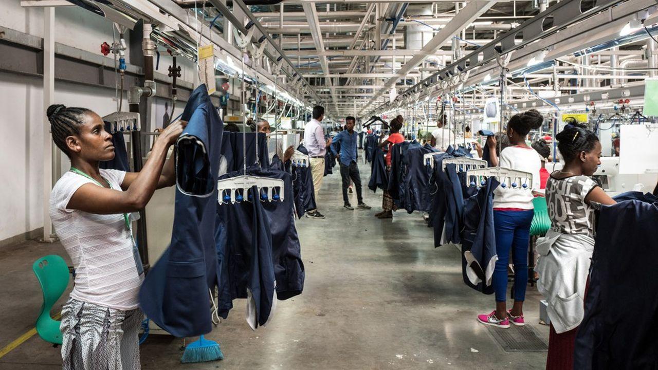 L'Ethiopie n'a pas instauré de salaire minimum dans le secteur privé.