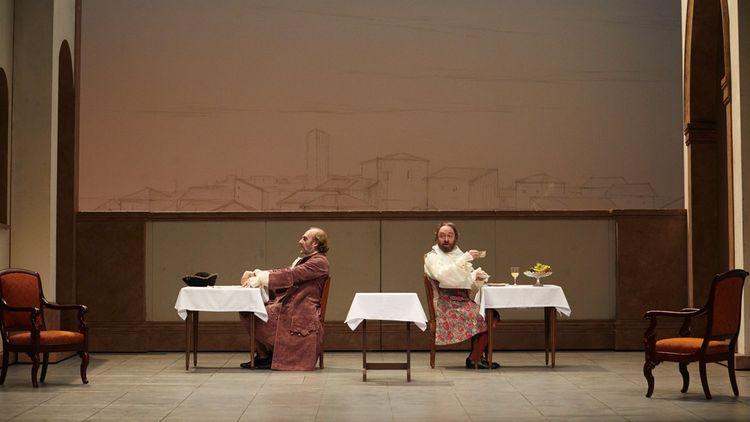 Pour Marie-Claire Janailhac-Fritsch, le théâtre permet d'aborder des problématiques très diversesqui peuvent résonner avec celles des entreprises