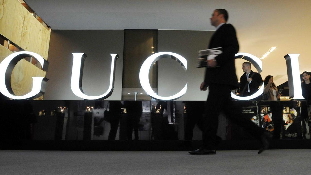 Une somme de 1,25milliard, c'est ce que Kering va payer au fisc italien dans le cadre du contentieux d'évasion fiscale visant Gucci.