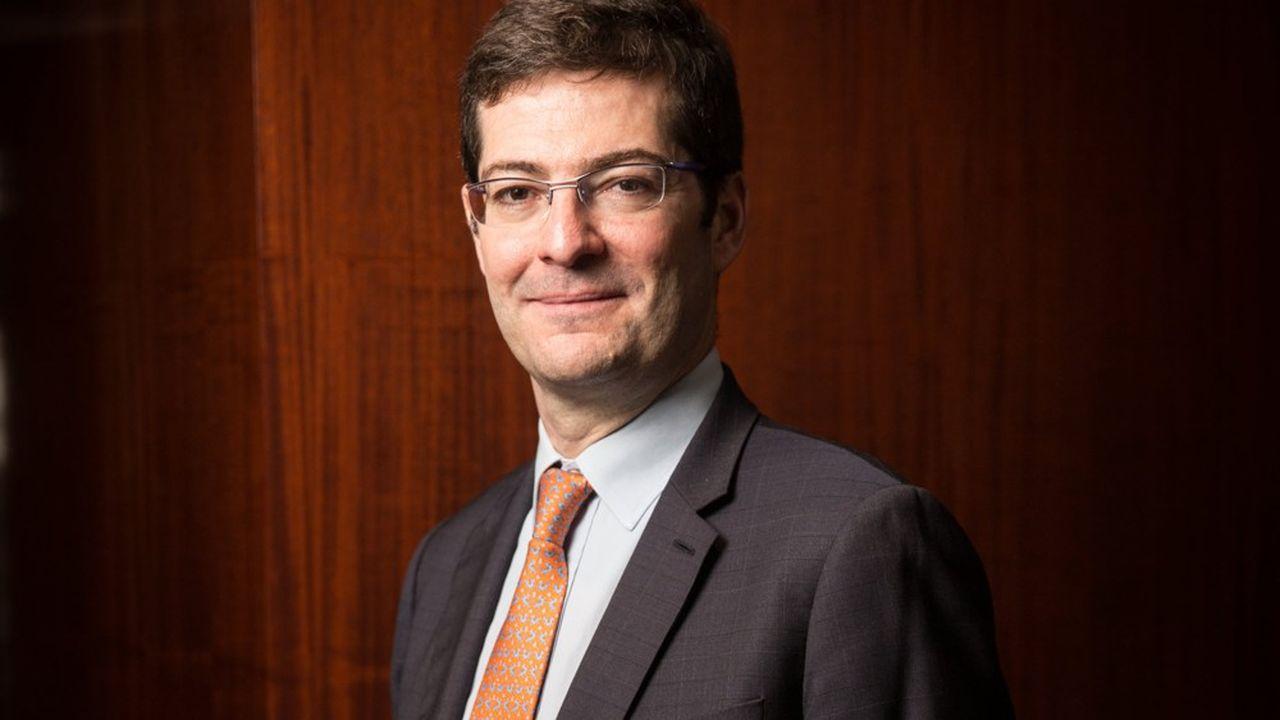 Nicolas Théry, président du Crédit Mutuel