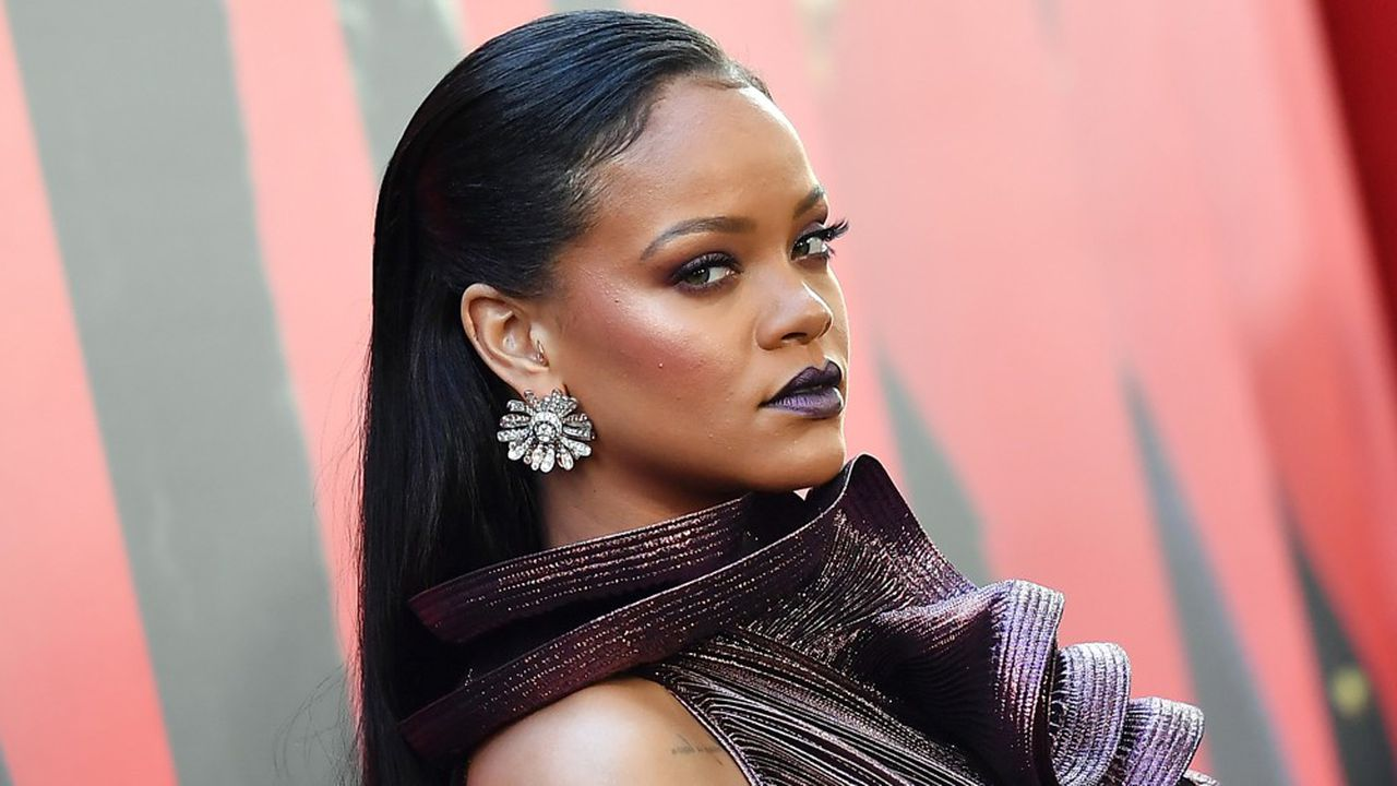 Rihanna et LVMH lancent une marque de luxe
