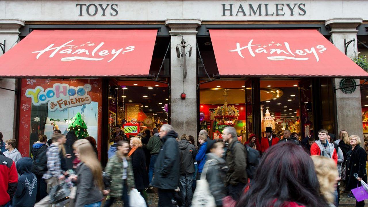 Sur les 167 magasins Hamleys, répartis dans 18 pays, 88 d'entre eux sont en fait déjà exploités en Inde par la firme de Mukesh Ambani, sous forme de franchises.