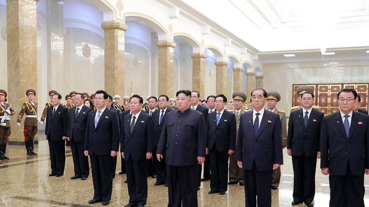 Selon une source diplomatique, une quinzaine de pays ont demandé à signer cette déclaration après les derniers essais de missiles nord-coréens.