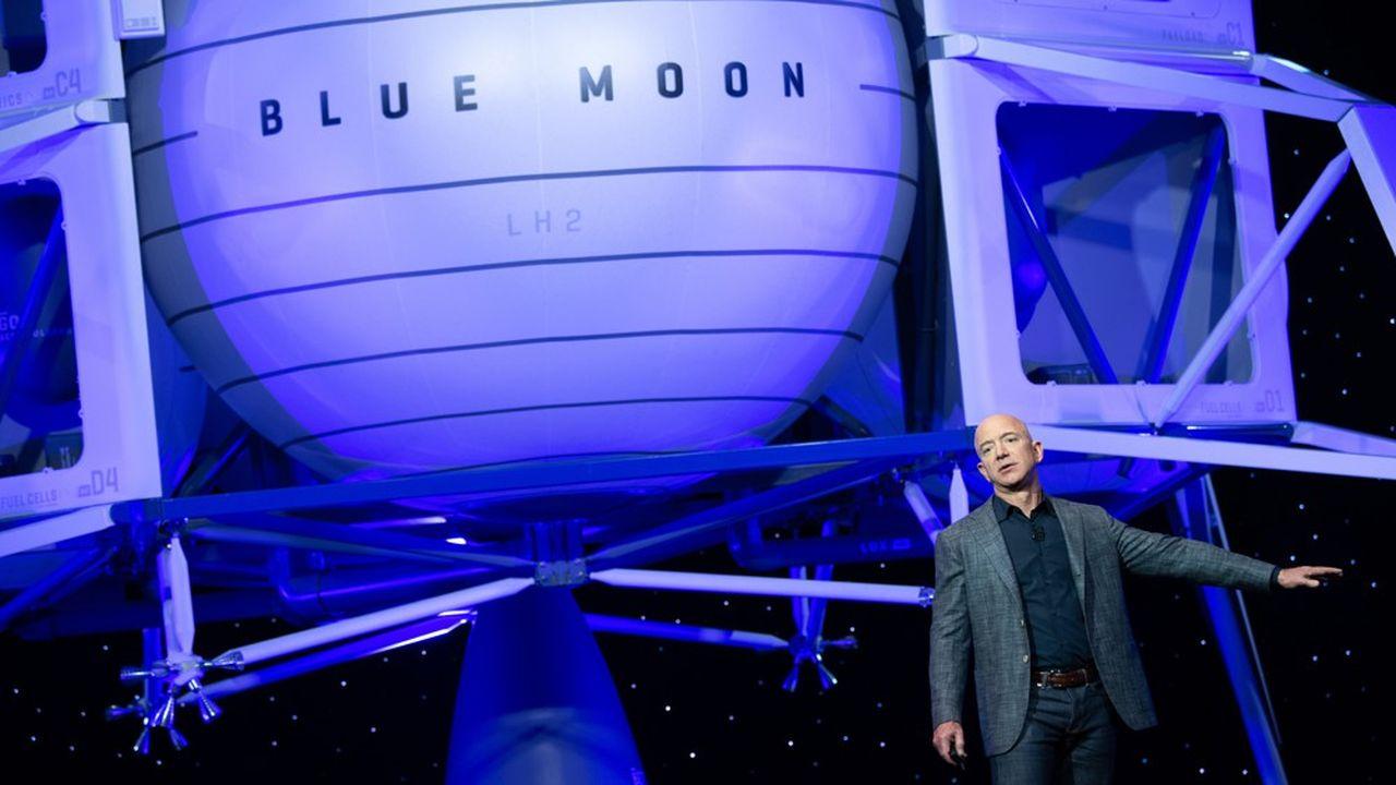 Les projets fous du milliardaire Jeff Bezos