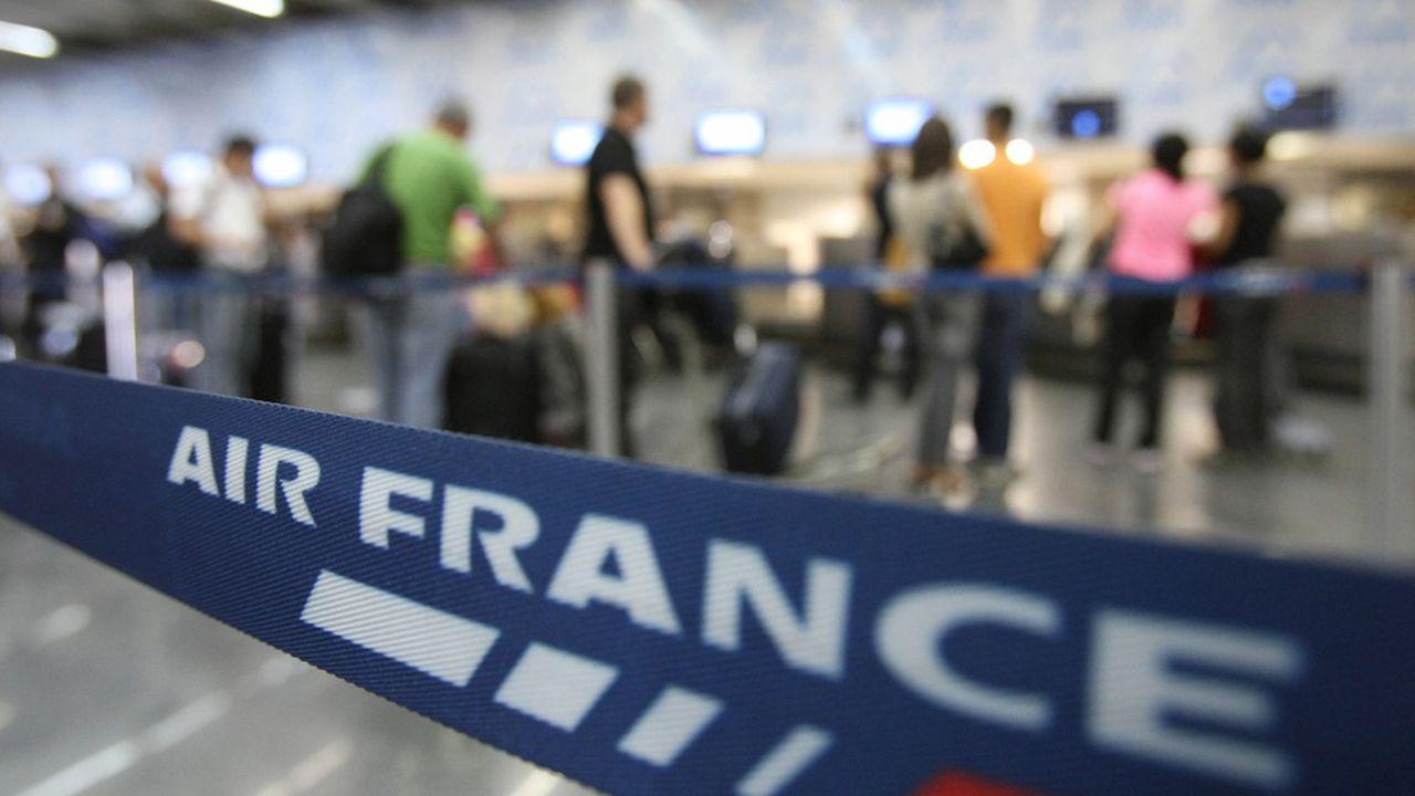 Air France confirme son plan de 465 départs volontaires