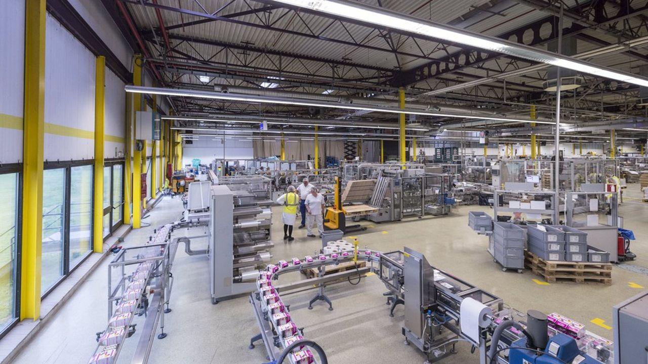 Avec My Little Factory, qui sera développée dans les usines du groupe, L'Oréal veut lancer une production personnalisée à grande échelle, grâce aux nouvelles technologies.