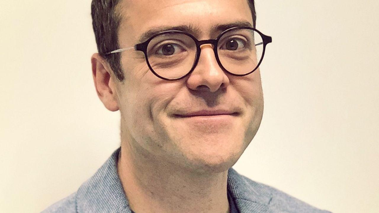Christian Souche, directeur de la R&D d'Accenture Interactive.
