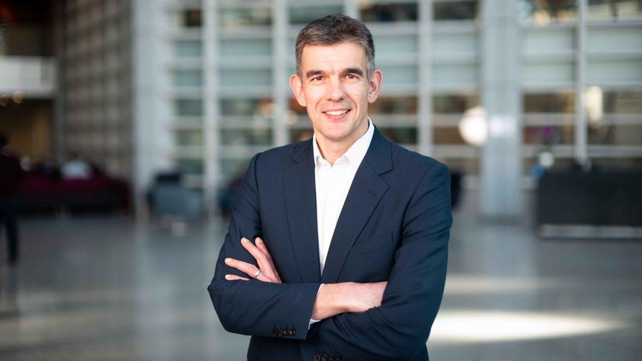 Le Britannique Matt Brittin, président de Google pour la zone EMEA.